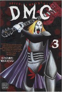 Detroit Metal City Graphic Novel Vol. 03
