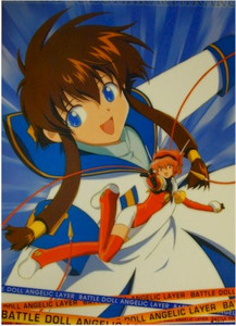 Angelic Layer Poster #3617