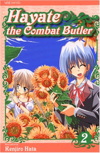 Hayate the Combat Butler Graphic Novel 02