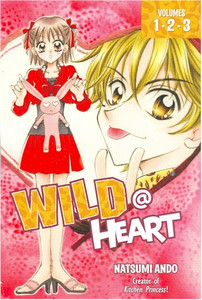 Wild @ Heart Graphic Novel 01-03