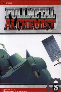 Fullmetal Alchemist Graphic Novel 25