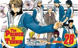 Prince of Tennis Graphic Novel 28