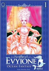 Evyione Ocean Fantasy Graphic Novel 01