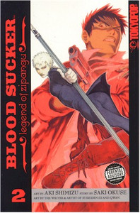 Blood Sucker Graphic Novel 02