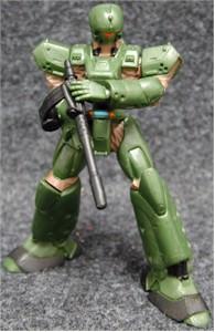 Patlabor Capsule Toy 5
