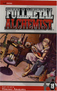 Fullmetal Alchemist Graphic Novel 19