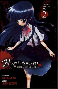 Higurashi When They Cry - Curse Killing Arc Vol. 2