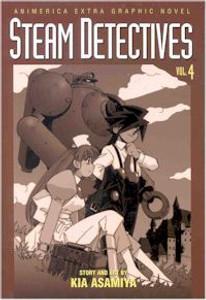 Steam Detectives Vol. 04