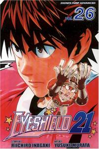 Eyeshield 21 Graphic Novel 26