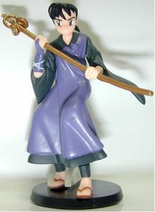 Inuyasha 2 Trading Figure 6 Miroku