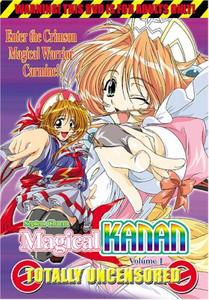Magical Kanan Vol. 01 DVD