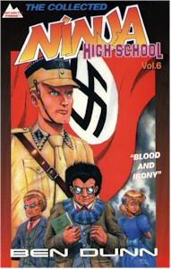 Ninja High School Vol. 6: Blood and Irony