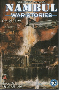 Nambul: War Stories GN 03 Conflict