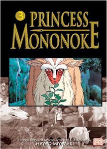 Princess Mononoke Film Comic 03