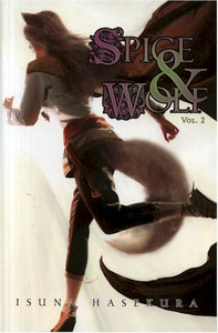 Spice & Wolf Novel Vol. 02