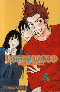 Kimi ni Todoke: From Me To You Graphic Novel 05