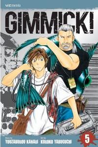 Gimmick! Graphic Novel 05