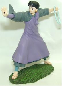 Inuyasha Furuta Figure : Miroku