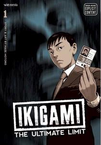 Ikigami Graphic Novel 01