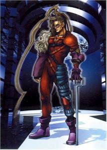 Final Fantasy X-2 Wallscroll #003