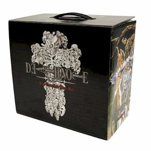 Death Note Graphic Novel Box Set (1-13)