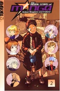 Rising Stars of Manga UK and Ireland Graphic Novel 02