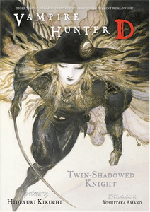 Vampire Hunter D Novel Vol. 13 Twin-Shadowed Knight Part 1&2