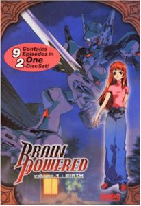 Brain Powered DVD Vol. 1