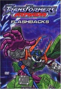 Transformers: Armada DVD Vol. 02 Flashbacks