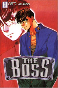Boss Graphic Novel Vol. 02