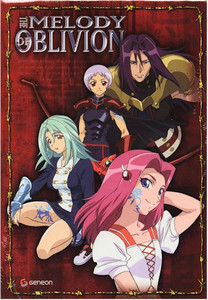 Melody of Oblivion DVD Collector's Edition w/v.1