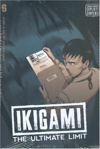 Ikigami Graphic Novel 06