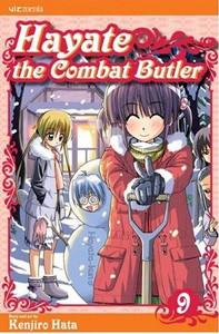 Hayate the Combat Butler Graphic Novel 09