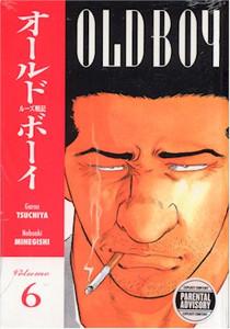 Old Boy Graphic Novel 06