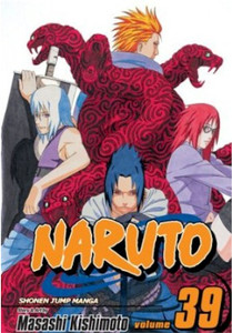 Naruto Graphic Novel Vol. 39