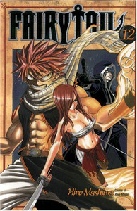 Fairy Tail Graphic Novel 12