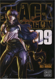 Black Lagoon Graphic Novel 09