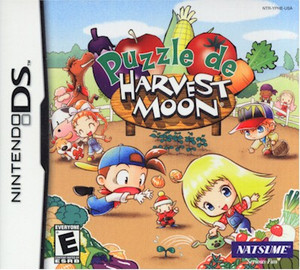 Puzzle de Harvest Moon (DS)