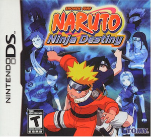 Naruto Ninja Destiny (DS)