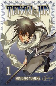 Tengu-Jin Graphic Novel