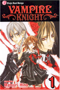 Vampire Knight Graphic Novel 01