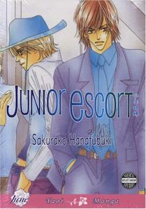 Junior Escort Graphic Novel 01