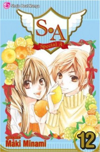 S.A Graphic Novel 12