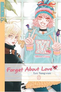 Forget About Love Graphic Novel 01
