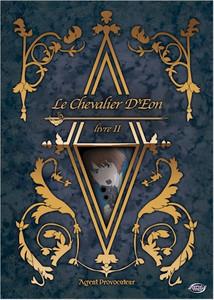 Le Chevalier D'Eon DVD 02