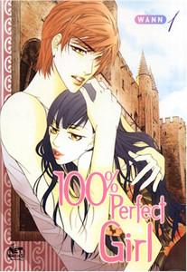 100% Perfect Girl Graphic Novel 01