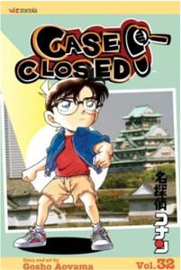 Case Closed Graphic Novel Vol. 32