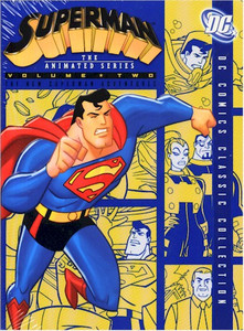 Superman DVD The Animated Series Vol. 02