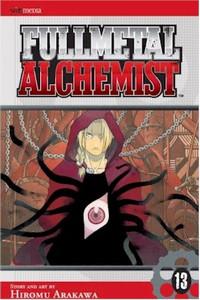 Fullmetal Alchemist Graphic Novel 13