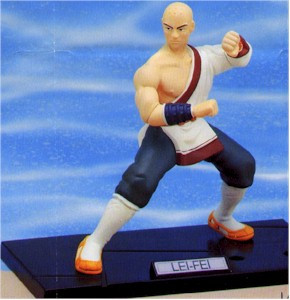 Virtua Fighter 4 Figures: Lei-Fei